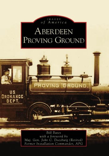 Aberdeen Proving Ground (MD) (Images of America) ebook