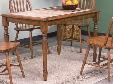 damen rectangle tile top dining table dining room table re dos