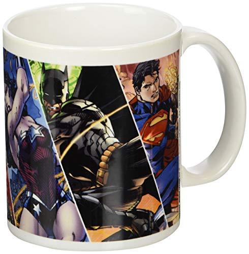Justice League Mug Heroes Pyramid International Cups Mugs