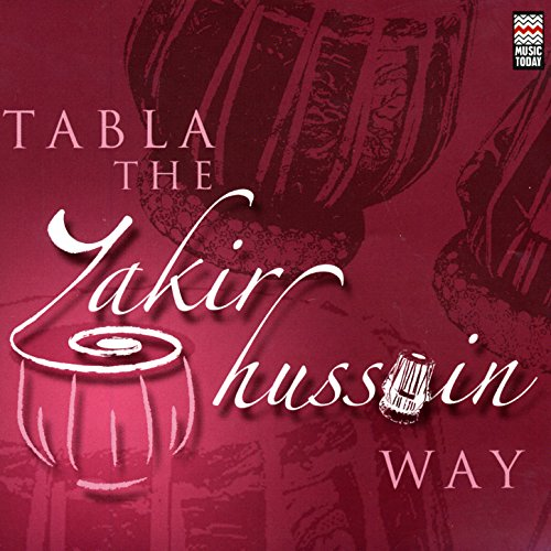 Tabla - The Zakir Hussain Way for sale  Delivered anywhere in USA