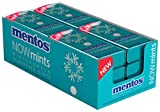 Mentos NOWMint Tin, Wintergreen, 1.09 ounces/50 pieces (Pack of 12)