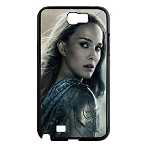SamSung Galaxy Note2 7100 phone cases Black Thor The Dark World cell phone cases Beautiful gifts NYU45756616