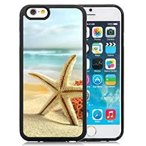 Nueva hermosa personalizado para iPhone 6 11,94 cm TPU con desencarnar en la playa funda WANGJIANG botulismo