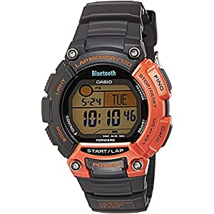 Casio Outdoor Digital Grey Dial Unisex Smart Fitness Watch – STB-1000-4ADF (S071)