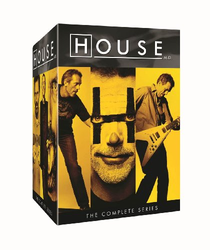 house dvd season 1 - 2
