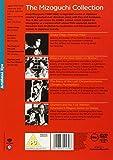 The Mizoguchi Collection - 4-DVD Box Set ( Naniwa hika / Gion no shimai / Zangiku monogatari / Utamaro o meguru gonin no onna ) ( Osaka Elegy / S [ NON-USA FORMAT, PAL, Reg.2 Import - United Kingdom ]