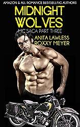Midnight Wolves Part 3: Midnight Wolves MC Saga Part 3