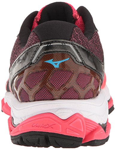 Mizuno Horizon Running Black Shoe Women's Pink Wave wnxOxZgFq0
