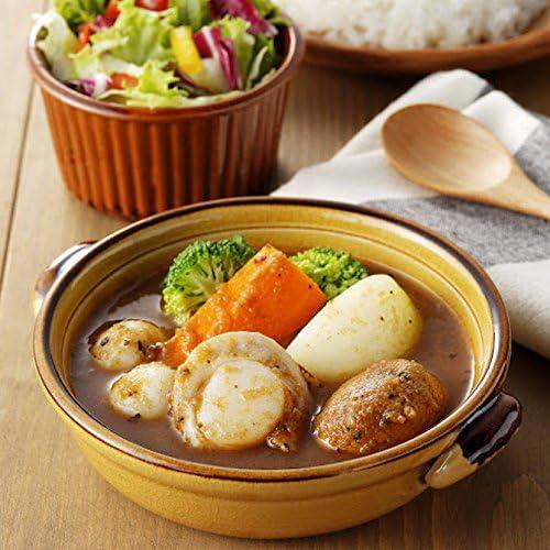 ごろっと帆立と北海道野菜のスープカレー(1人前/310g)×2箱セット