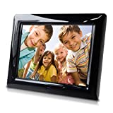 "Sungale PF803 8"" Digital Photo Frame, Hi-resolution, transitional effects, slideshow, interval time adjust, and more"