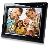 "Sungale PF803 8"" Digital Photo Frame, Hi-resolution, transitional effects, slideshow, interval time adjust, more"