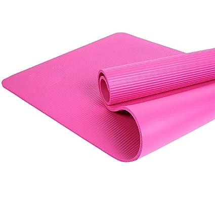 WZLDP Colchonetas de Yoga, Hombres y Mujeres Principiantes ...