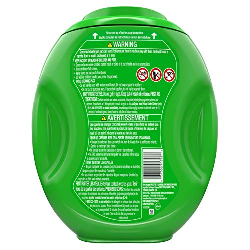 Large Product Image of Gain Flings Laundry Detergent Pacs, Original Scent, 81 count