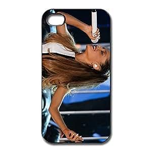 Artist Hard Plastic Shockproof Ariana Grande Butera iPhone 5s Cases
