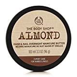 The Body Shop Hand & Nail Butter, Almond, 3.5 Ounce