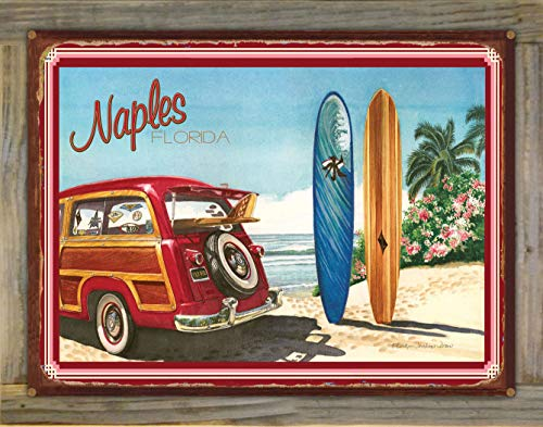 Northwest Art Mall Naples FL Rustic Metal Print on Reclaimed Barn Wood by Evelyn Jenkins Drew (18