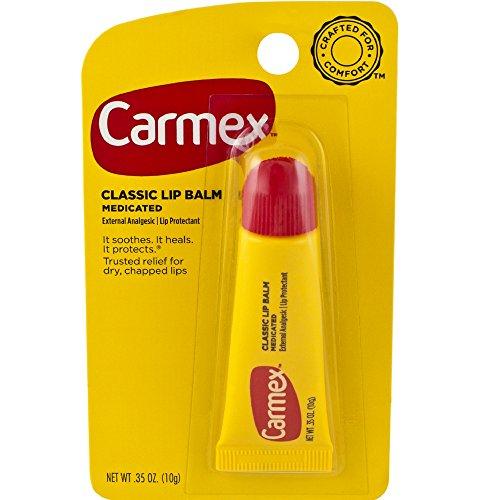 Carmex Classic Lip Balm Medicated 0.35 oz