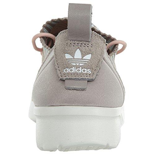 Adidas Zx Flux Adv Virtù Pk Donna Vapore Grigio / Vapore Rosa-bianco