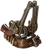 LL Home Two Revolver Wine Bottle Holder For Sale