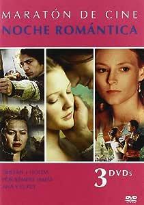 Maraton De Cine: Noche Romantica: Tristan E Isolda / Por Siempre Jamas / Ana Y El Rey - Tri DVD: Amazon.es: Sophia Myles, James Franco, Rufus Sewell, Andy Tennant, Andy Tennan, Sophia
