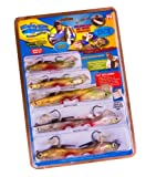 Mighty Bite 5-sense Soft Plastic Fishing Lures/Baits Kits Lures As Seen On TV Fishing Fresh & Salt