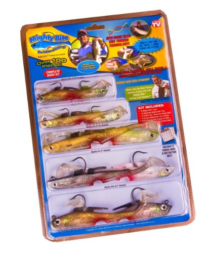 FreeFisher Fishing Lures Complete Basic