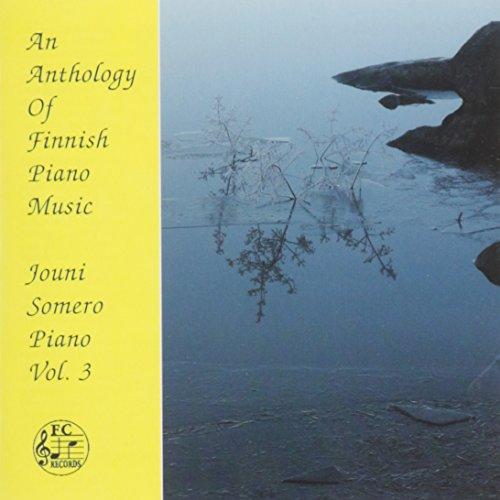 (Anthology of Finnish: Piano Music 3)