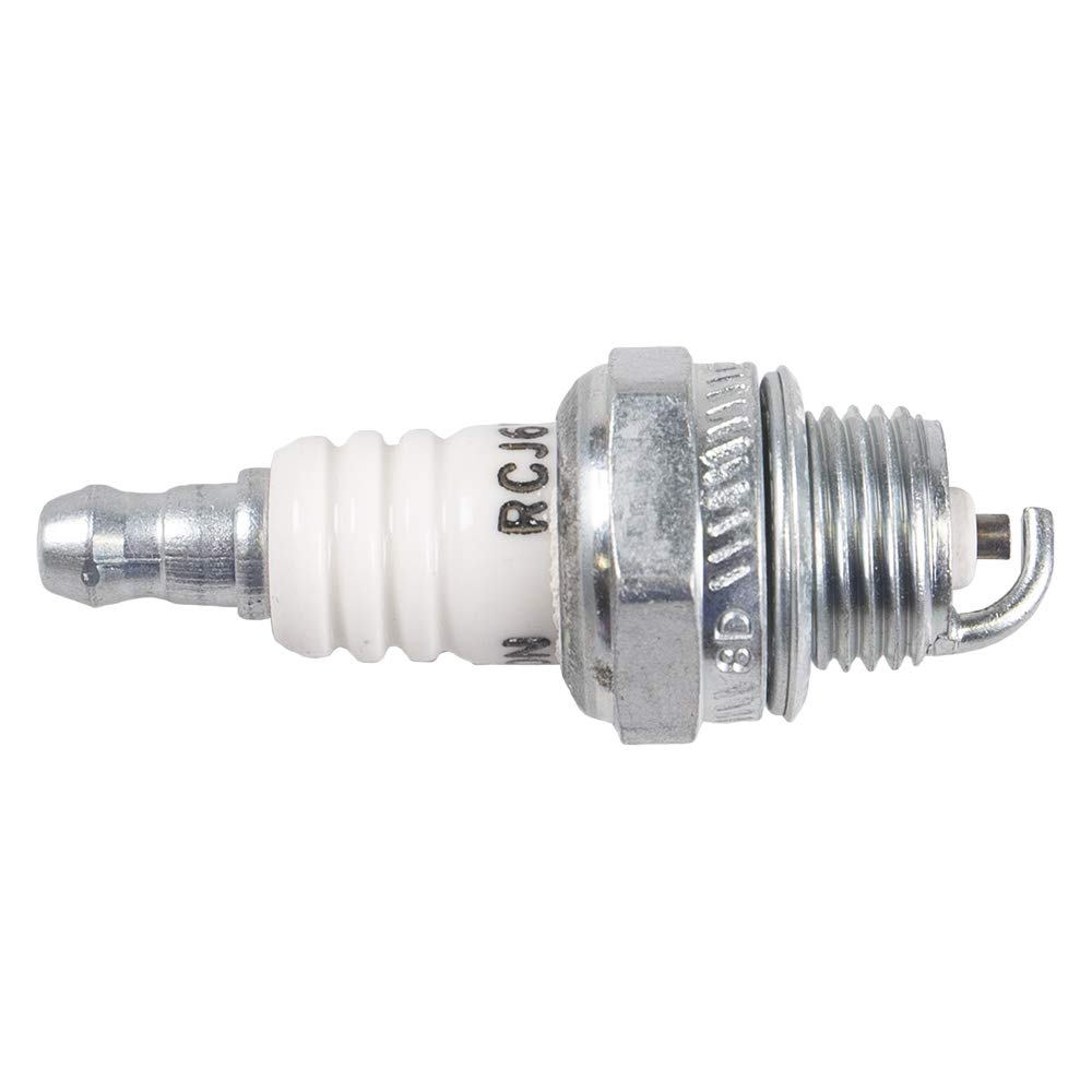 OEM Champion RCJ6Y Lawn/& Garden Equipment Engine Spark Plug Genuine Original Equipment Manufacturer Part