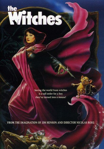 The Witches (Keep Case Packaging) -