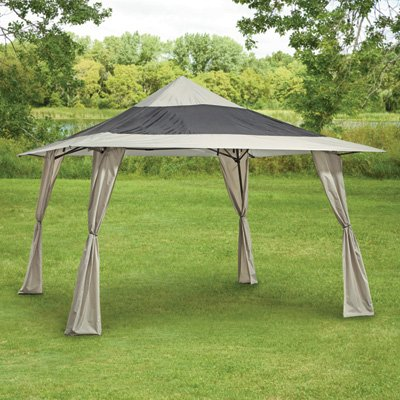 Veranda Instant Shelter Canopy Tent - Khaki