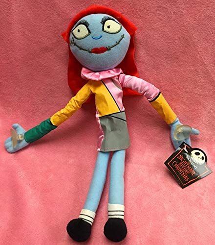 CHITOP Nightmare Before Christmas | 10pcs/lot 28cm The Nightmare Before Christmas Sally Plush Toy Soft Stuffed Doll -