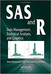 amazoncom sas and r data management statistical