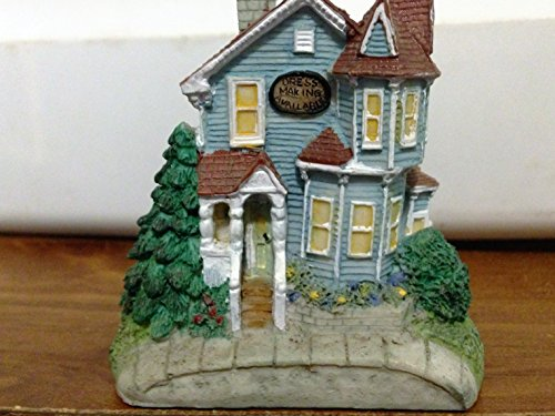 (Liberty Falls Collection AH159 Home of Seamstress Ida Penney)