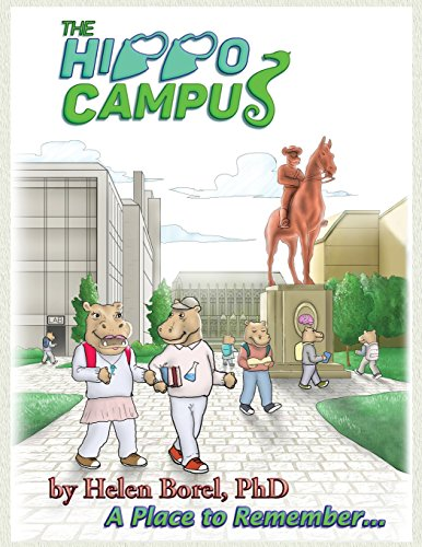 Kids Fresh Ink - The Hippo Campus: : The Interactive Brain Book: Fun Learning for Science Lovers