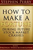 img - for How To Make A Fortune During Future Stock Market Crashes With Strategic Stock Accumulation: Learning A New Investment Strategy To Buy Stocks and Bonds ... Formula As the Stock and Bond Markets Decline book / textbook / text book