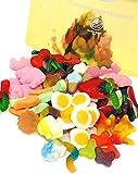 SweetGourmet Farmhouse A Day At The Farm | Gummi Candy Summer Mix | Bulk Party | 3 Pounds