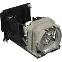 Electrified VLT-XL650LP Replacement Lamp with Housing for Mitsubishi Projectors