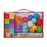 Infantino Balls/Blocks/Buddies Activity Toy Set