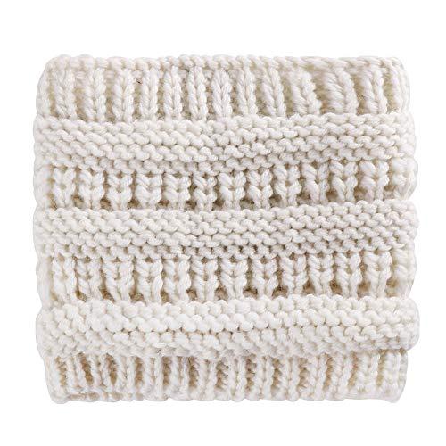 Women Knitted Headbands Winter Warm Head Wrap Wide Hair Hat ()