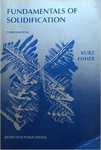 Fundamentals of solidification w kurz d j fisher 9780878495221 fundamentals of solidification 3rd edition fandeluxe Images