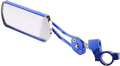Ranuw - Espejo retrovisor para Bicicleta (Flexible), Azul: Amazon ...