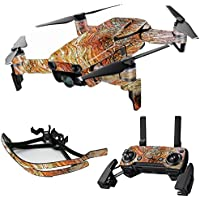 MightySkins Skin for DJI Mavic Air Drone - Woodlands   Max Combo Protective, Durable, and Unique Vinyl Decal wrap cover   Easy To Apply, Remove, and Change Styles   Made in the USA