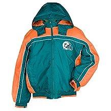 NFL Men's Winter Coat Size: Large, NFL Team: Miami Dolphins
