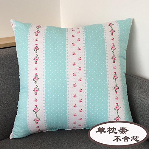 Teebxtile Funda de cojín para sofá o dormitorio (algodón, 65 ...