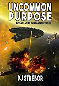 Uncommon Purpose by PJ Strebor ebook deal