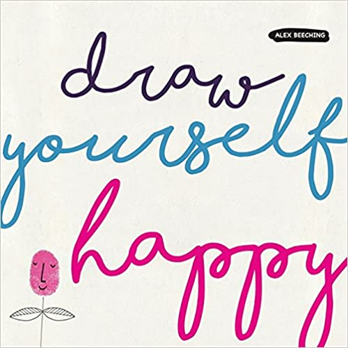 Book Draw Yourself Happy