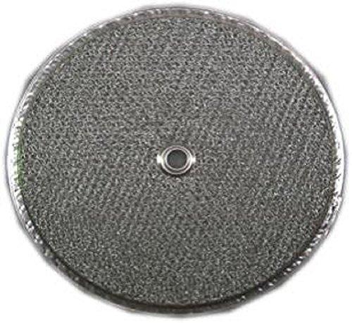 Flat Round Range Hood Filter; 11-1/2 diameter; with center ()