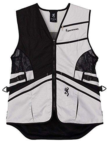 Browning Ace Shooting Vest-Black ()