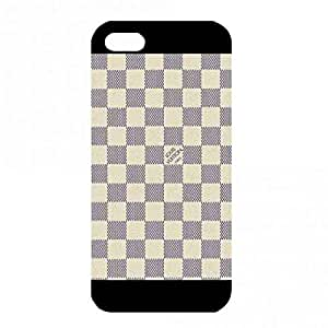 Classical Louis & Vuitton Images Back Cover Black Phone Funda For Iphone 5 5s Funda