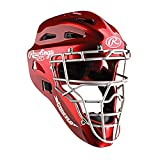 Rawlings Coolflo Hockey-Style Catcher's Helmet
